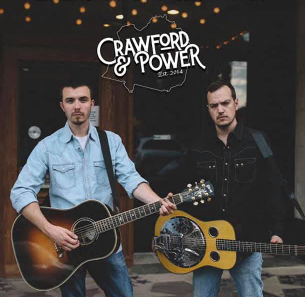 Crawford & Power to Perform at Smith River Fest
