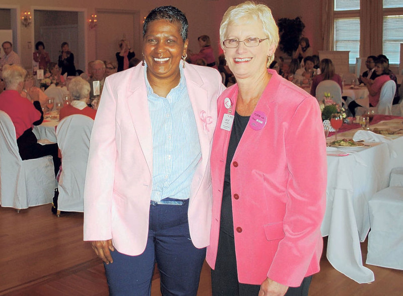Martinsville Bulletin: Goals raised for this year's Pink for the Week fundraiser