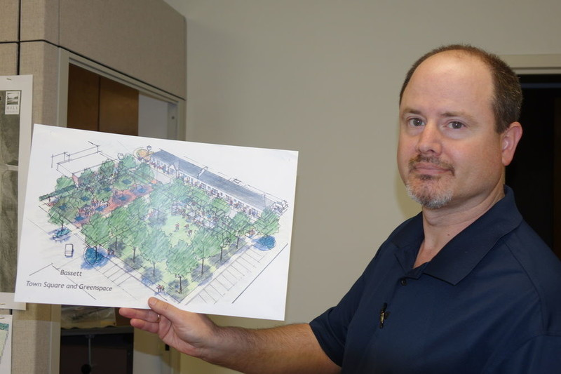 Martinsville Bulletin: Train Depot key piece to Bassett plans
