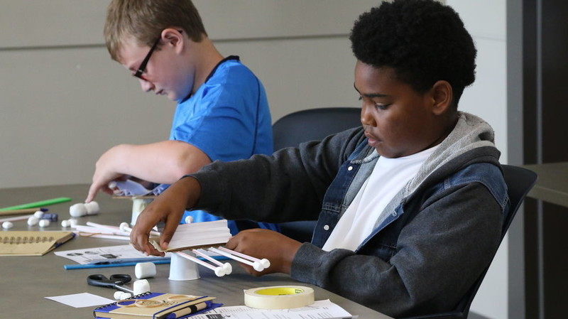 Martinsville Bulletin: Students learn about engineering at NCI