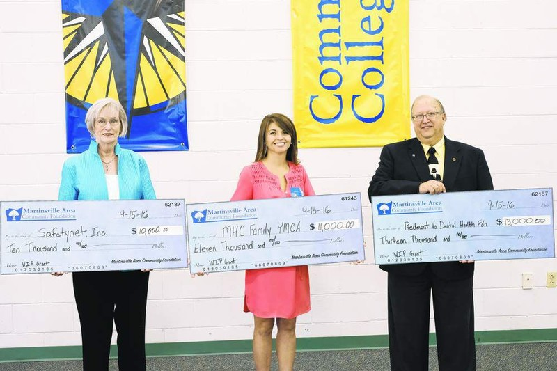 Martinsville Bulletin: Women In Philanthropy awards $34,000