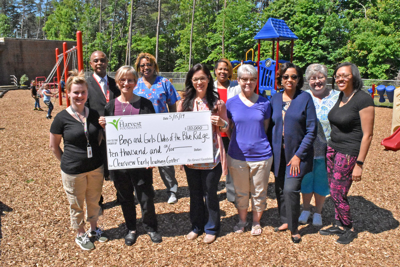 Harvest PUP! grant expands access to childcare at Clearview Early Childhood Center