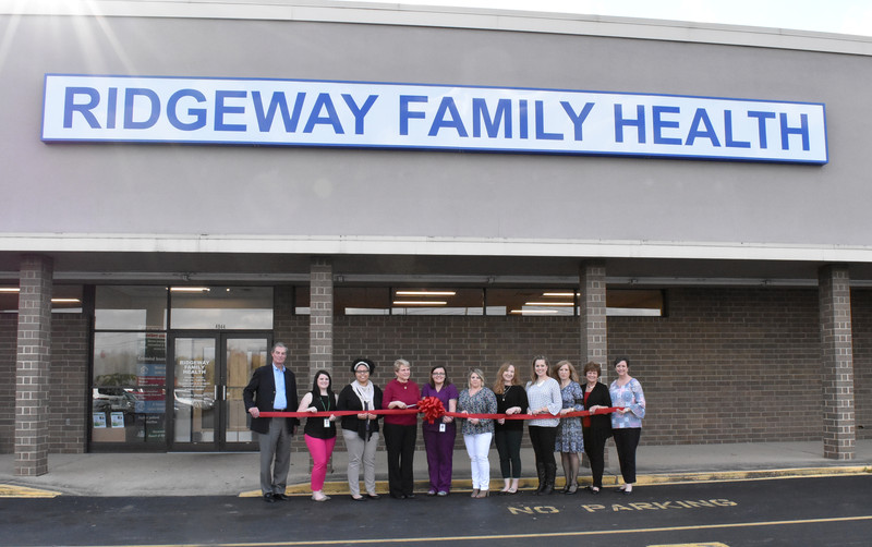 Martinsville Bulletin: A Helping Hand - Ridgeway medical practice continues to grow