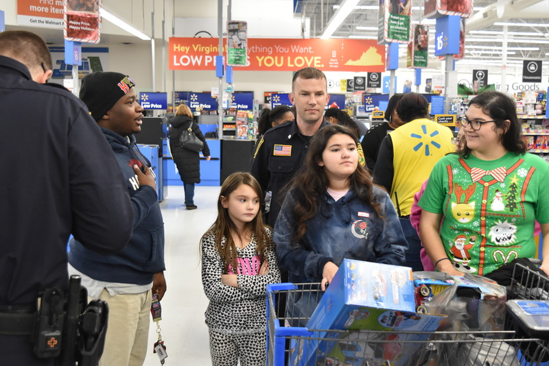 Cops and Kids serves 68 children with support from Harvest Youth Board