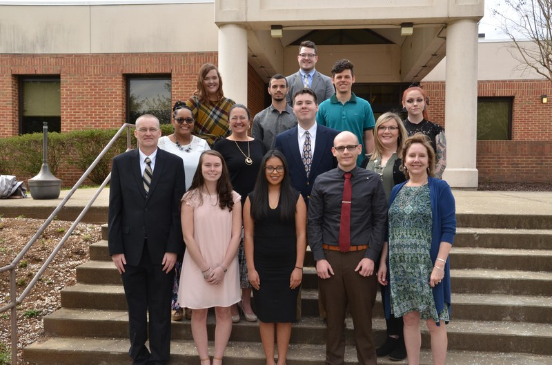 PHCC inducts eleven into international honors society