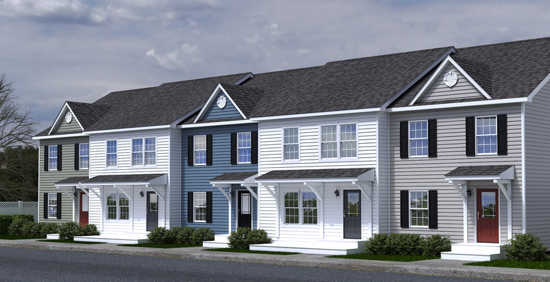 Applications are open for new homes in Martinsville