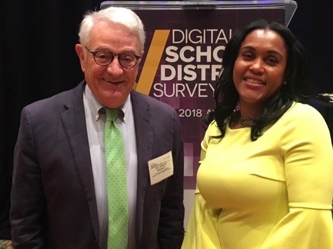 Henry County Public Schools Among School Districts Recognized for Innovative Technology Initiatives