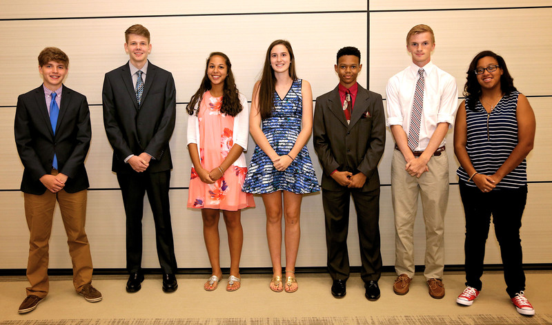 New members join Youth Board