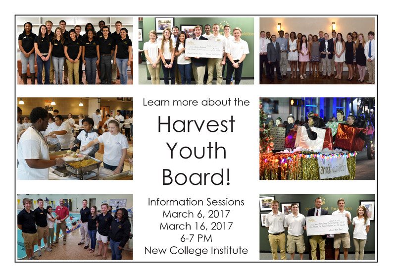 Youth Board to host information session