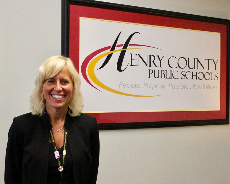 Strayer Named Superintendent for Henry County Public Schools