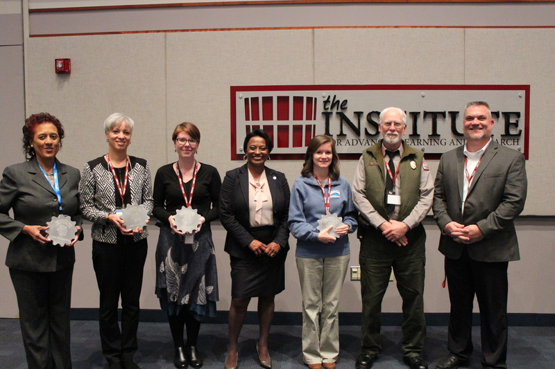 STEM-H Education & Industry Achievement Award Recipients Honored