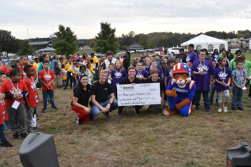 Harvest Youth Board helps Speediatrics race into Martinsville