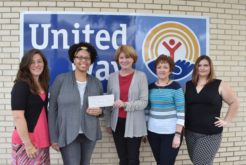 Summer fundraiser brings in $730 for United Way