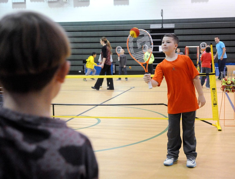 QuickStart brings tennis back to the community