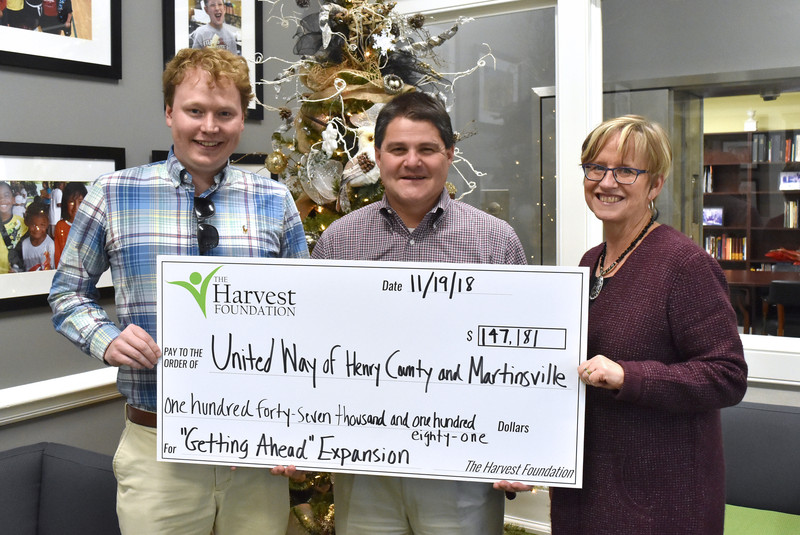 United Way to expand 'Bridges', financial stability programs