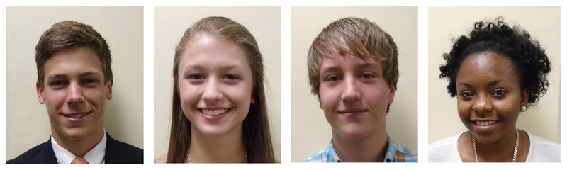 Harvest Youth Board names officers for 2016-2017