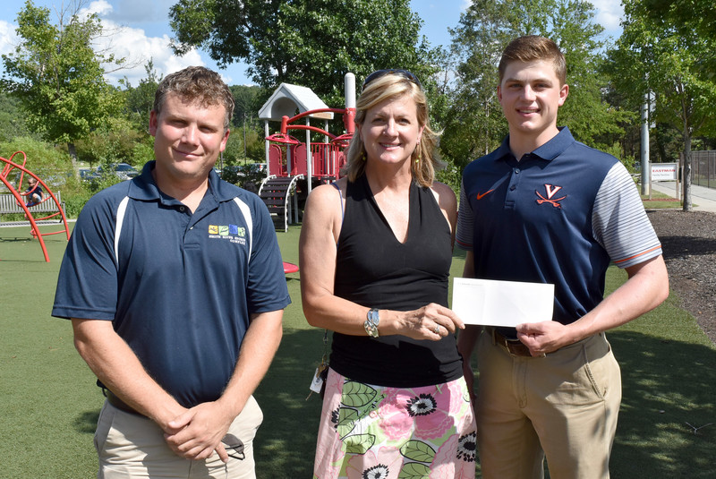 Harvest Youth Board grants Smith River Sports Complex $2,500