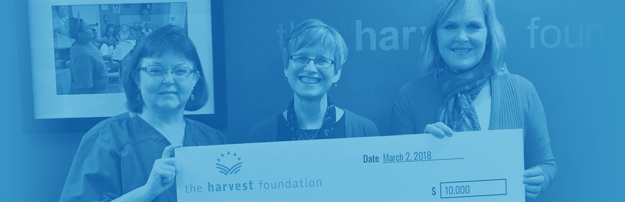 Pick Up the Pace! Grants - The Harvest Foundation